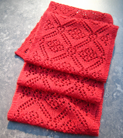Free Drop Stitch Knitting Patterns : EASY DROP STITCH SCARF KNITTING PATTERN   KNITTING PATTERN
